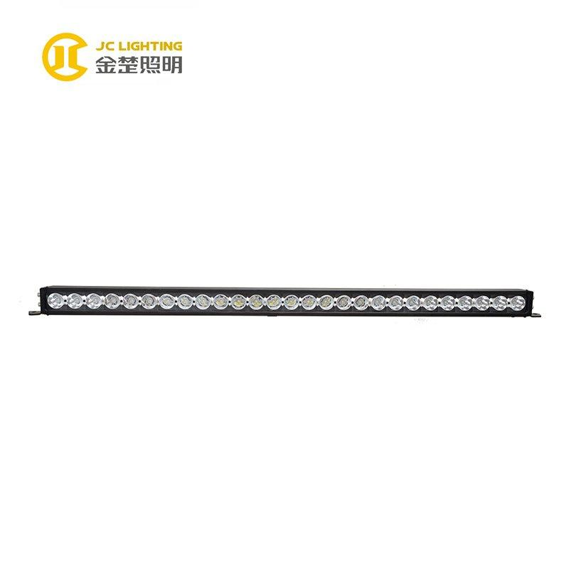 JC10118B-270W Spot 50 Inch LED Light Bar for Offroad Driving 4WD UTE Boat
