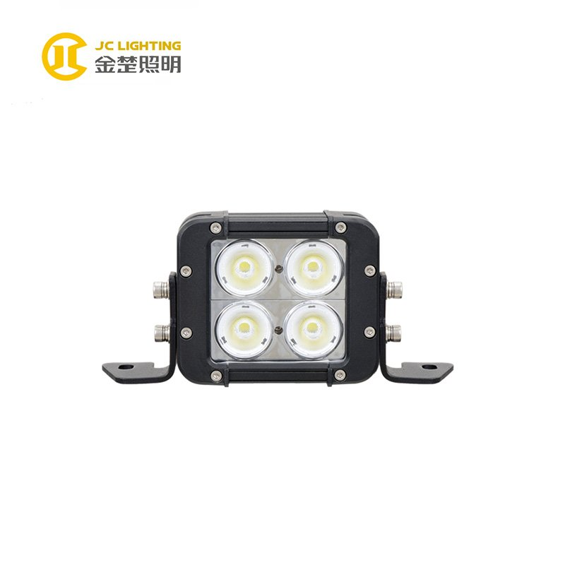 JINCHU JC10218D-40W Double Row 40W Cree Tow Truck LED Light Bar Off Road 4x4 Accessory LED Light Bar image135