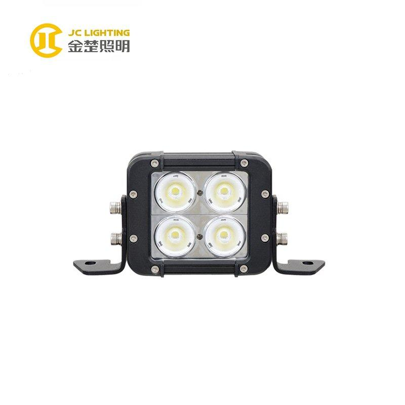 JC10218D-40W Double Row 40W Cree Tow Truck LED Light Bar Off Road 4x4 Accessory