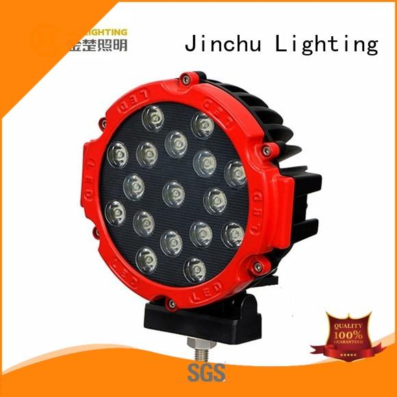 JINCHU Brand 12pcs utv working led driving lights