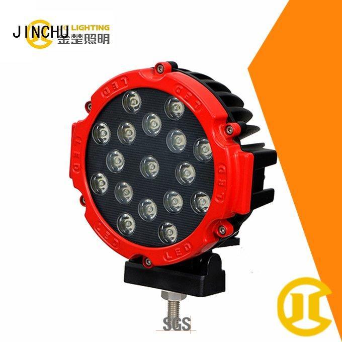 4 inch round led driving lights 90w heavy JINCHU Brand