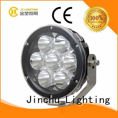 suv flood JINCHU Brand 4 inch round led driving lights