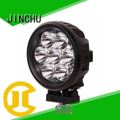 4 inch round led driving lights 120w 9inch working crane