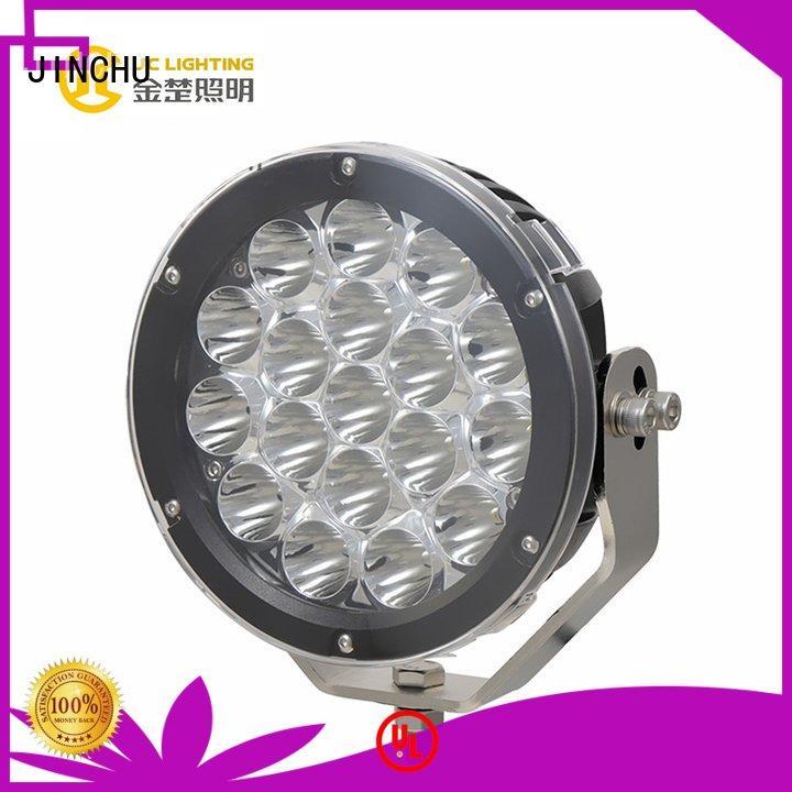 4 inch round led driving lights suv led driving lights newest JINCHU