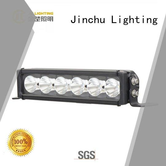 jeep led light bar Watt Color Temperature     OEM led bar JINCHU