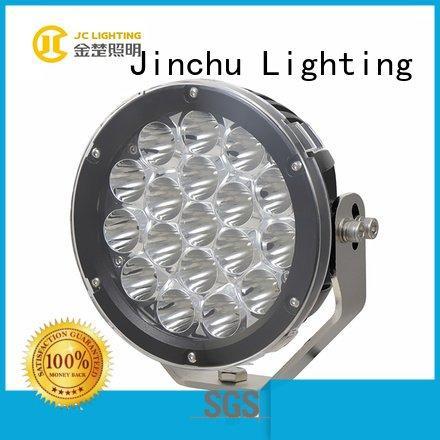 4 inch round led driving lights tractor 7pcs OEM led driving lights JINCHU