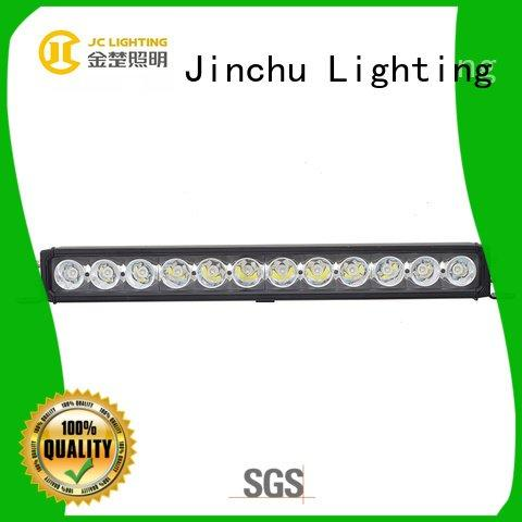 JINCHU Brand 25 jeep led light bar 17 double