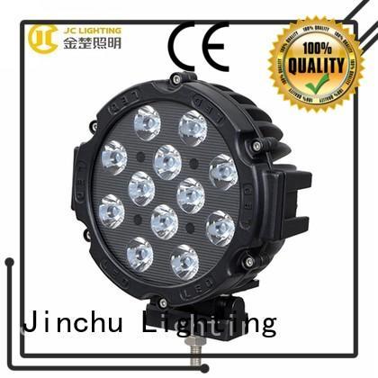 JINCHU Brand work driving 9inches custom 4 inch round led driving lights