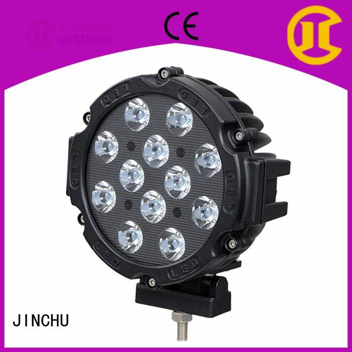 JINCHU led driving lights Raw Lumens Warranty Life Time Material