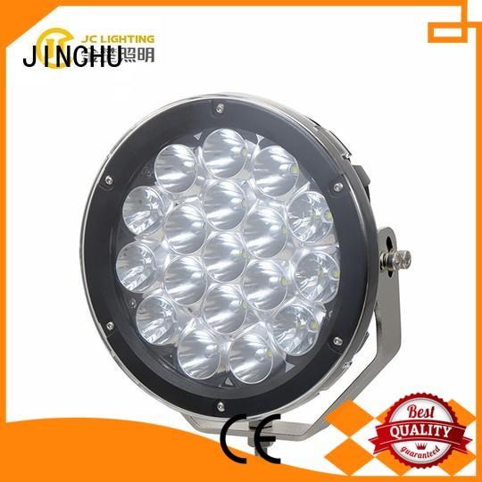 brightness volvo 4 inch round led driving lights JINCHU Brand