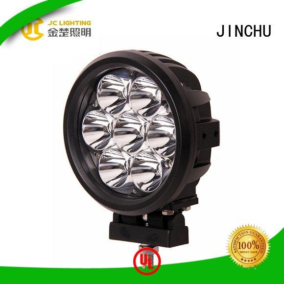 Watt Voltage Optional Beam LED JINCHU 4 inch round led driving lights