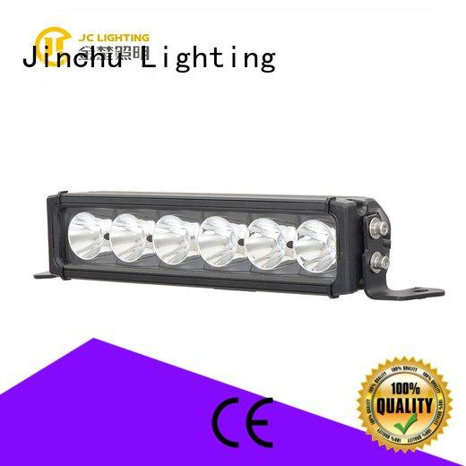JINCHU Brand atv 210w jeep led light bar mining powerful