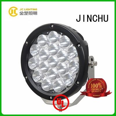 Quality JINCHU Brand bars lumens LED driving light