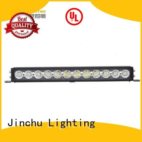 Custom led bar cree 4d utv JINCHU