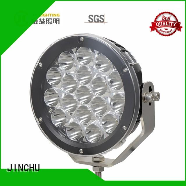 JINCHU Brand 4x6 4md lighting 4 inch round led driving lights volvo