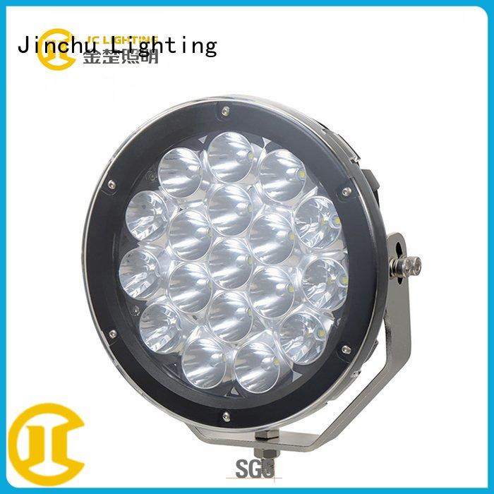 Warranty Voltage LED Material JINCHU led driving lights