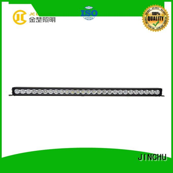 JINCHU led bar projector powerful tractor single