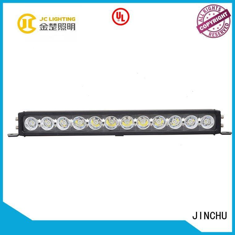 off road led lights 9inch roller LED driving light JINCHU Warranty